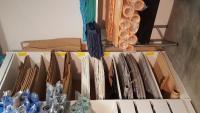 L'atelier des confections de vos semelles et appareillages orthopédiques proprioceptifs ou thermoformés par votre Podologue, Kuntic Christophe à Montreuil-sous-bois (93)